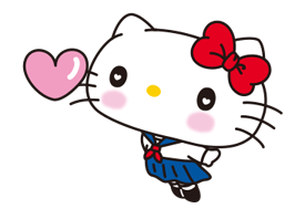 Hello Kitty: Simple and Sweet Stickres 3