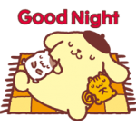 Pompompurin Stickers 2 3