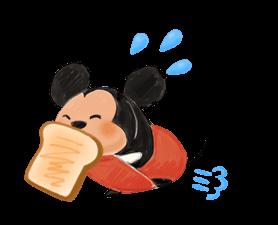 Disney Tsum Tsum Moves (Sakura Style) Stickers 3