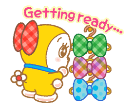 Doraemon & Dorami Stickers 3