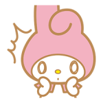 My Melody Stickers 2