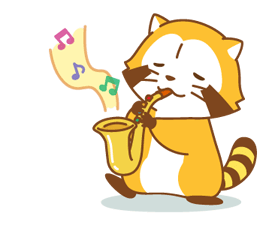 Happy☆RASCAL Stickers 3