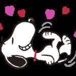 SNOOPY★Vintage Stickers 3