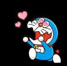 Doraemon Stickers 3 3