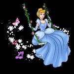 Cinderella Stickers 4