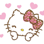 Hello Kitty: Adorable Stickers 4