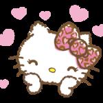 Hello Kitty: чарівні наклейки 4