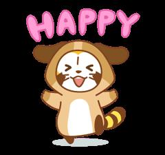 ANIMAL☆RASCAL Stickers 4
