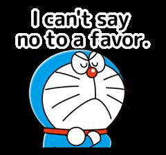 哆啦A梦: 行情贴纸 4
