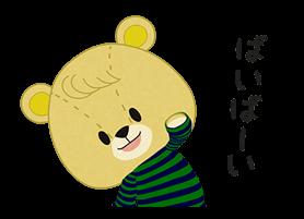 TINY☆TWIN☆BEARS Stickers 4
