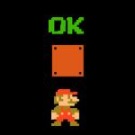 Super Mario Bros. 8-Битовые наклейки 4