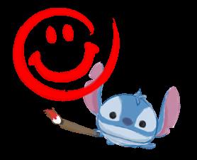 Disney Tsum Tsum Moves (Sakura Style) Stickers 4