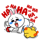 LINE Characters Sound Off! Stickers 18