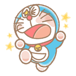 Doraemon 2 Stickers 4