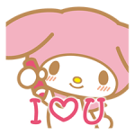My Melody Stickers 3