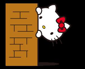 Hello Kitty 2 Stickers 4