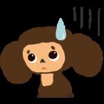 Cheburashka Stickers 3