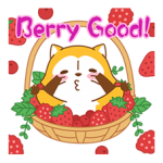 Rascal Fruity Feast Stickers 6