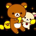 Rilakkuma & Kiiroitori Stickers 4