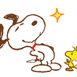 SNOOPY & Woodstock Stickers 6