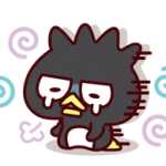 SANRIO CHARACTERS3 (Cartoons) Stickers 1