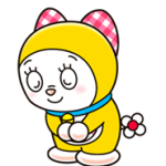 Dorami Stickers 5