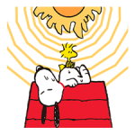 Stickers Snoopy 5