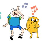 Adventure Time Stickers 8
