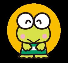 KEROKEROKEROPPI for Formal Occasions Stickers 5