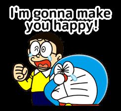 哆啦A梦: 行情贴纸 5
