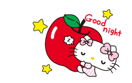 Hello Kitty: Simple and Sweet Stickres 5