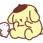 Pompompurin Stickers 2 5