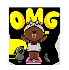 CHOCO's Fashion Fantasy! Stickers 5