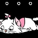 Disney Marie Stickers 5