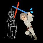 Star Wars samolepky 5