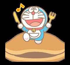 Doraemon 2 stickers 5