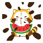 Rascal Fruity Feast Stickers 7