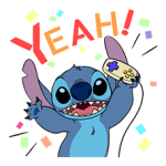 Stitch Mayhem Stickers 5