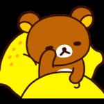 Rilakkuma & Kiiroitori Stickers 5