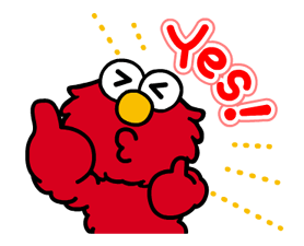 Sesame Street Stickers 2 6