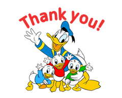 Donald Duck Stickers 2 6