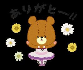 TINY☆TWIN☆BEARS Stickers 6