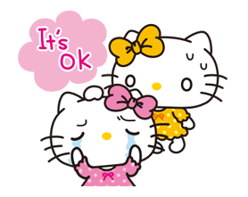 Hello Kitty: Simple and Sweet Stickres 6