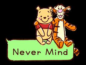 Winnie the Pooh Μπαλόνια Αυτοκόλλητα Ομιλία 6