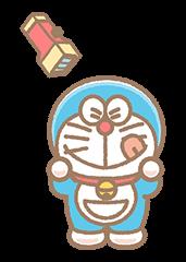 Doraemon 2 stickers 6