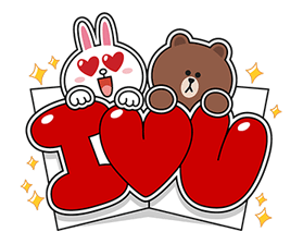 Brown Cony Greeting 6