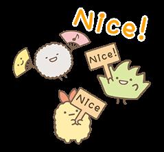 Sumikko Gurashi Corner Stickers 6