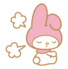 My Melody Stickers 5