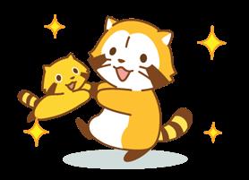 Happy☆RASCAL Stickers 6