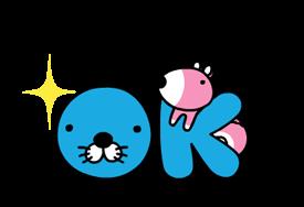 BONOBONO Stickers 6